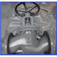high quality carbon steel globe valve