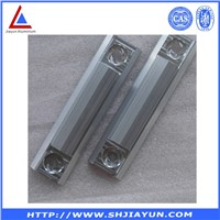 aluminum machining parts, CNC aluminum products BV certificated from Shanghai Jiayun