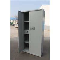 Customized Metal Steel Clothes Wardrobe Cabinet