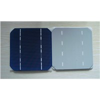 125*125mm 5inch Mono Solar Cell 2BB 2.8watt