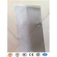 NiCu alloy woven wire mesh