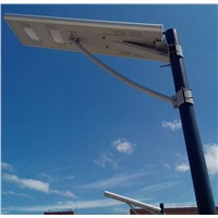 CE ROHS  Solar Lighting High Brightness LED Solar Panel Light