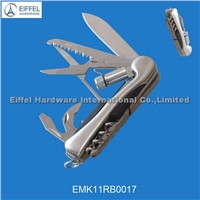 Hot sale Multi tool with torch(EMK11RB0017)