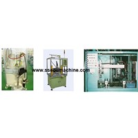 Automatic glue machine Auto Production Line Equipment Industrial Training Equipment