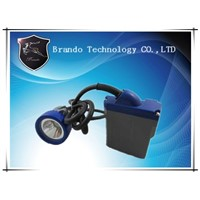 KL7LM B 15000lux Brightness Mining Caplamp. Safety Miner's Lamps