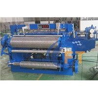 Cement Welded Wire Mesh Machine