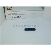 Hot deal! KEYENCE fiber optic sensor  F-4HA/F-4HA
