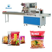 Instant Noodles Packaging Machinery