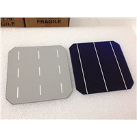 Monocrystalline Solar Cells 6X6 inch 3BB For Sale