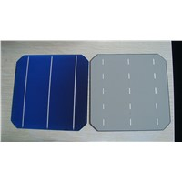 High Efficiency Monocrystalline Solar Silicon Cell With 156mm 3BB 4.5watt