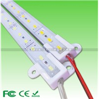 Ultra bright! WW/CW 10W DC12V 36LEDs SMD5630 0.5M waterproof aluminum led rigid bar lights