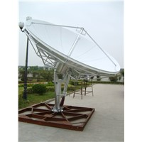 3.7m satellite vsat antenna