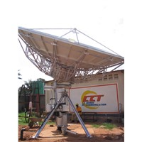 6.2 Meter Earth Station satellite Antenna/VSAT
