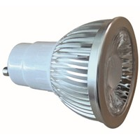 CE EMC ROHS LVD COB Gu10 LED Spotlight / LED Bulb