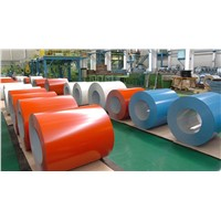 Hot Sale PPGI/PPGL/Color Coated Steel Coil/Prepainted Steel Coil