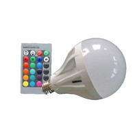 LED ball lighting bulb 7W E27