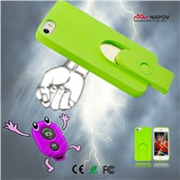 Napov 2014 The Newest Products Mobile Phone Case with Wireless Bluetooth Remote Shutter