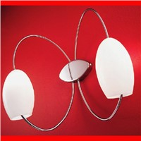 hot sale modern simple style butterfly shape led wall lamp