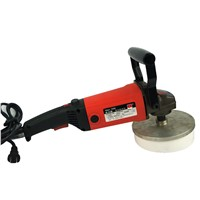 portable simple glass polishing machine/polishing grinder