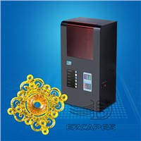 sla resin&wax 3d printer, SLA 3d printer with dongguan factory price
