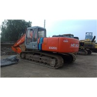 used Hitachi EX 200-2 excavator for sell