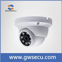 3.0 Mp CMOS HD Waterproof IR WDR Mini Network Outdoor Dome IP Camera