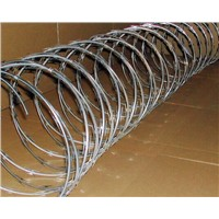 Hot Dipped galvanized Concertina Wire/Razor Wire/Razor Barbed Wire