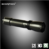 Explosion-proof 3.7v rechargeable led flashlight