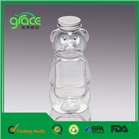 LG-05 China Supplier Bear Shape Pet Bottle