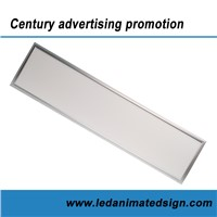 30 x 120cm aluminum frame LED Ceiling Panel Light for buidling