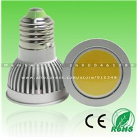 Epistar COB LED SPOTLIGHT!  3W 5W 7W AC85-265V, E14 E27 MR16 GU10! LED factory from China!