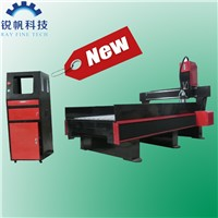cnc carving marble granite stone machine  RF-1325-4.5KW