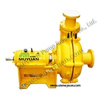 Highefficieency High Head Horizonal Slurry Pump