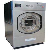 Vertical Industrial Washer(hard mount)