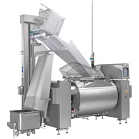 industrial food processing equipement