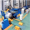 automatic HR SR Galvaniased teel coil cut to length line