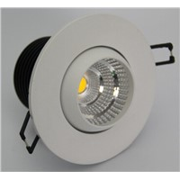 2014 New COB LED Downlight,7W LED COB Ceiling Light