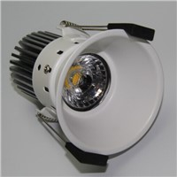 9W CRI>80 LED COB Downlight / Recessed Downlight