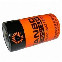 ER34615M lithium battery spiral wound type c Size can replace LSH20 (SAFT) SW-D02(VITZRO)