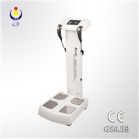 GS6.5B body fat analyzer for body slimming and test 25 items