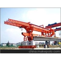 HZQ Bridge girder launcher