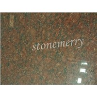 imported natural granite ,Imperial red