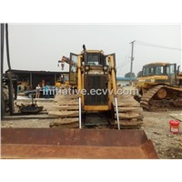 Used bulldozer Caterpillar D6H CAT D6H