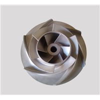 stainless steel impellers, precision castings, pump parts