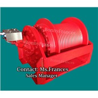 20 ton high speed hydraulic winches(two speed )