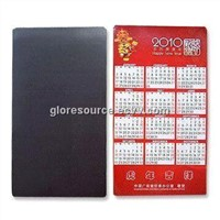 shanghai factory produce magnetic calendar board