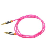 3.5mm jack  female to female audio AUX cable