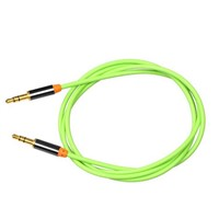 3.5mm jack mono audio cable for phone and car