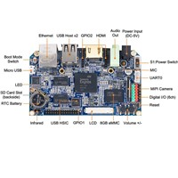 Mini PC, Cortex-A9 Exynos4412 board NanoPC support Ubuntu 1308, Comparable to Raspberry PI