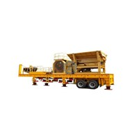 Mobile Crushing Station, Mobile Crushing Plant, Mobile Jaw Crusher, Mobile Cone Crusher